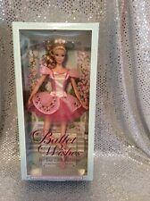 BALLET WISHES BARBIE DOLL 2013 PINK LABEL BARBIE COLLECTOR MATTEL BDH12 NRFB