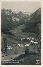 AK aus Altenberg mit Schneealpe, Steiermark    (B24)