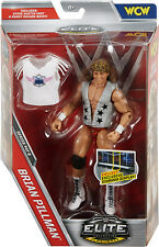 WWE Elite 47.5 - Brian Pillman Mattel Toy Wrestling Action Figure