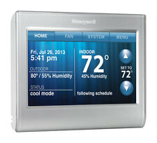 NEW! HONEYWELL WiFi DIGITAL PROGRAMMABLE THERMOSTAT TOUCHSCREEN RTH9580WF