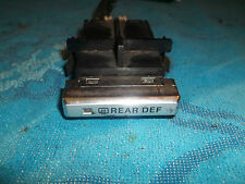 1990-1994 Mercury Grand Marquis rear defrost switch