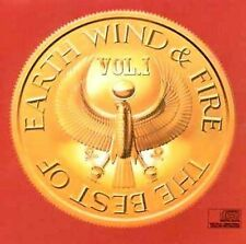 THE BEST OF EARTH WIND & FIRE ~ VOL. 1 ~ CD *** LIKE NEW !! SHIPS FAST !!! ***