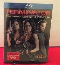 Terminator - The Sarah Connor Chronicles: The Complete Second Season(Blu-ray)NEW