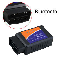 ELM327 Bluetooth OBD2 OBDII Diagnostic Scanner Code Reader Tool for iOS/Android