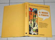 IL MEDICO A FUMETTI Editiemme 1ed 1979 Dino Battaglia Marcello Breccia Mentadent