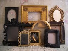 Ornate Open Picture Frames  Vintage Style~Wedding Romantic  Lot 10