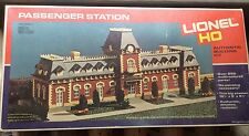Vintage Lionel HO Trains Passenger Station  model kit No. 5-4554 West Germany