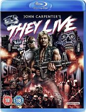 They Live - Blu-Ray - Uncut Version - Special Edition - John Carpenter