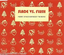 SLADE vs FLUSH - Merry Xmas Everybody '98 Remix (UK/EU 3 Tk CD Single)