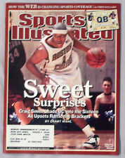 CRAIG SMITH BOSTON COLLEGE BASKETBALL 2006 SPORTS ILLUSTRATED