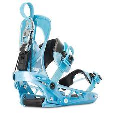 K2 linea Donna Attacchi Snowboard-Cinch Tryst-Voce posteriore, passo in - 2016