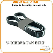 6PK1237 V-RIBBED FAN BELT FOR RENAULT SAFRANE 2 1996-2000