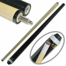 Cuesoul Kids cue 48 Inch 11 Oz 1/2 Jointed Hardwood Billiard Pool Cue H303