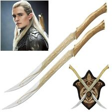 Official LOTR Replica FIGHTING KNIVES OF LEGOLAS GREENLEAF for Odie1975.2008