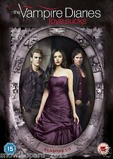 Vampire Diaries Series 1 - 5 DVD Box Set Collection Season 1 2 3 4 5 Sealed