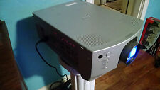 SHARP XG-E1200U MULTIMEDIA HOME THEATER LCD VIDEO PROJECTOR WORKING!!