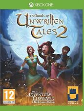 The Book of Unwritten Tales 2 (XBOX ONE) BRAND NEW SEALED