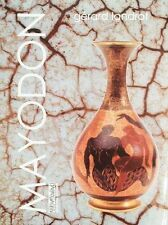 LIVRE/BOOK/BOEK/BUCH : JEAN MAYODON   ART DECO CERAMIQUE/CERAMICS/KERAMIEK