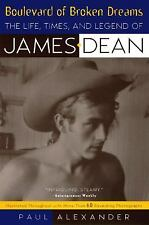 Boulevard of Broken Dreams: The Life, Times and Legend of James Dean-ExLibrary