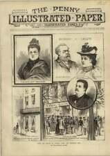 1890 Gen Seliverskoff Murdered Stanislas Mendelsohn Alexander Hannay
