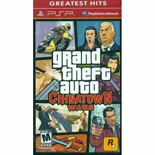 *NEW* Grand Theft Auto: Chinatown Wars - PSP