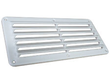 MARINE white ABS PLASTIC LOUVERED VENT FOR BOAT,  RV, etc – FIVE OCEANS BC-0590