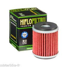 Filtre à huile Hiflofiltro HF140 Husqvarna TE125 4T  2011-2013