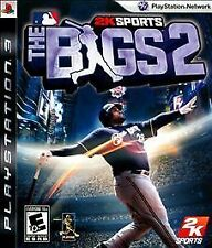 Sony Playstation 3 PS3 Game Disc THE BIGS 2