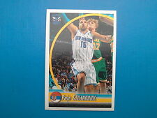 2010-11 Panini NBA Sticker Collection n.198 Peja Stojakovic New Orleans Hornets