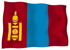Adesivo Auto Sticker Tuning Moto Auto Stickers Bandiera Bandiera Mongolia