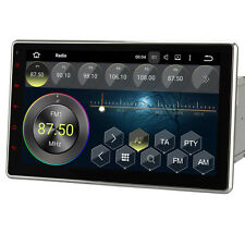 "10.1"" Double Din Car DVD CD Player GPS Android 5.1 OBD2 3G 1024*600 USB DAB+ UK"