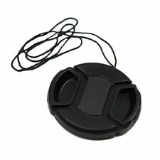 62mm Lens Cap Cover Snap-on for Canon EF Lenses including free Lens Cap Holder