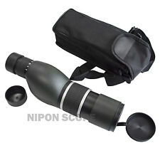 12-36x50 spotting scope. 12x to 36x magnification. Wildlife & nature observation