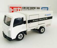 Takara Tomy Tomica No.34 Isuzu ELF ALSOK Cash Transport Truck - Hot Pick