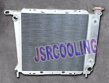 New 2 ROW Performance Aluminum Radiator fit for Ford Ranger 1985-1994 L4 AT MT