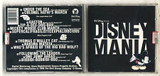 Cd DISNEYMANIA Wal Disney 1998 OTTIMO Made in Italy