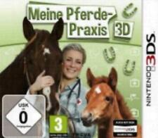 Nintendo 3DS Meine Pferde Praxis 3D Deutsch OVP Neuwertig