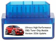 Stage 4 Tuner Performance Chip + 80 HP Save Gas For Dodge Chrysler Jeep Vehicles