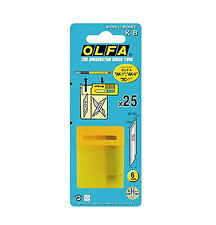 OLFA  KB  25 blades standard professional art knife Carving Replacement Genuine