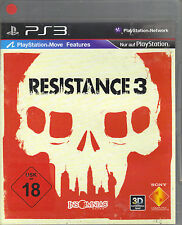 Resistance 3  (PlayStation3)