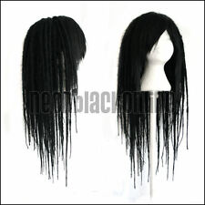 Custom made dread wig - long synthetic dreadlock wig - Made to order