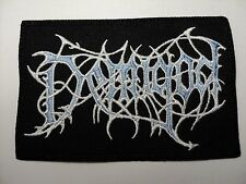 DEMIGOD EMBROIDERED  PATCH
