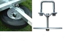 Universal Trailer Spare Wheel Carrier Bracket Holder