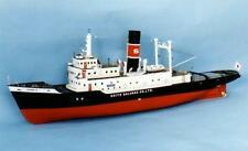 "Genuine, imported Saito RC model ship kit: the ""Samson II"" Deep Sea Salvage Tug"