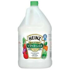 Heinz: Vinegar Distilled White, 1 Gal Item FREE SHIPPING
