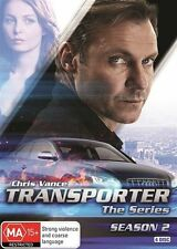 Transporter - The Series : COMPLETE Season 2 : NEW DVD
