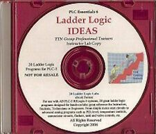 Ladder Logic Ideas for PLC-5 (20 PLC Training Labs, SLC-500)