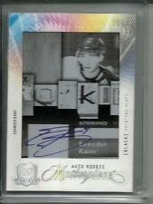 Evander Kane 09/10 The Cup Autograph Printing Plate Rookie #1/1