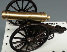 "REVOLUTIONARY WAR 24 POUND FIELD CANNON 7"" LONG 3"" HIGH REPRODUCTION"
