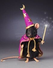 R. John Wright - Black Magic Mouse, Halloween Mice Collection - NO BOX